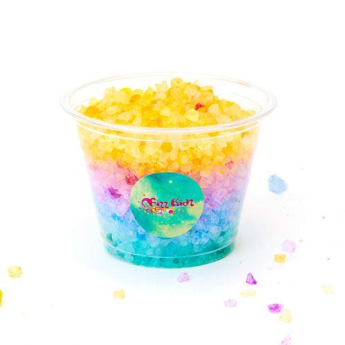 Rainbow Bath Crystals